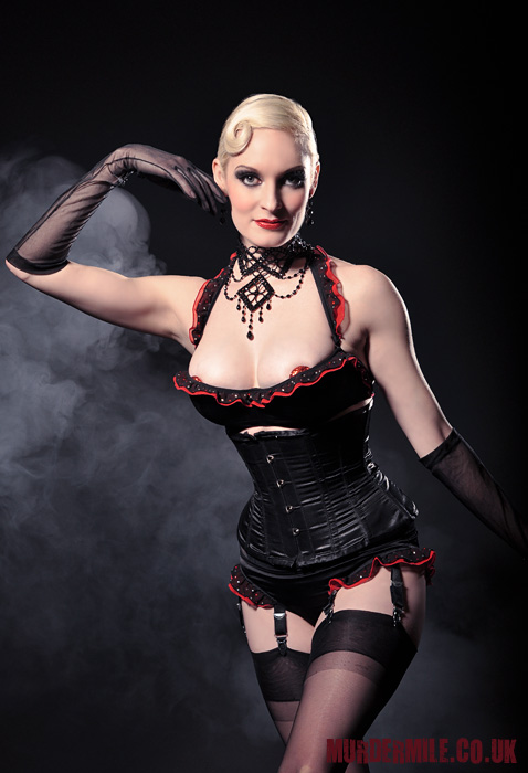 Performer Ms Lola by Murder Mile Photography