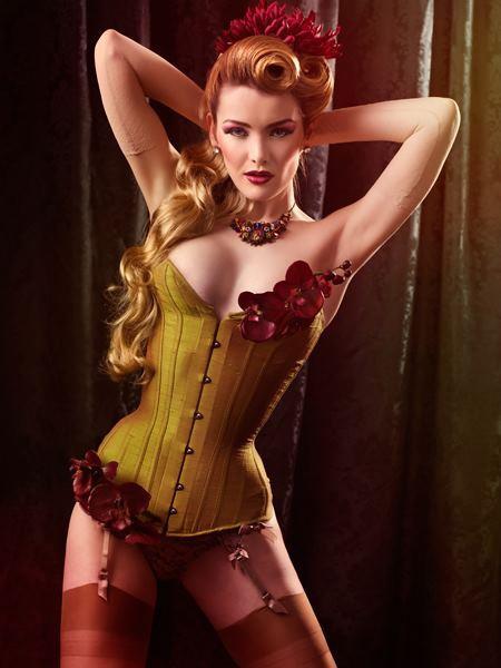 Miss Miranda - Model and Burlesque Performer