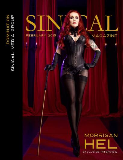 Mistress Morrigan Hel
