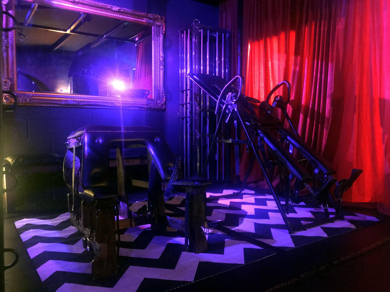 Studio Sets Murder Mile Fetish Studio London